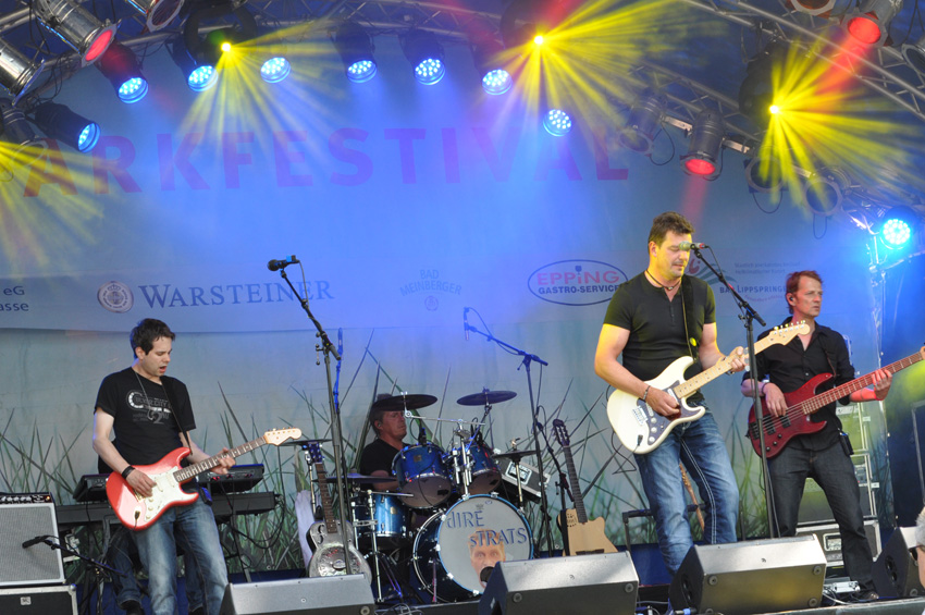 27.05.2012 - Bad Lipspringe - Parkfestival