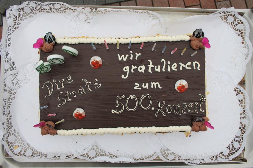 500 Konzerte